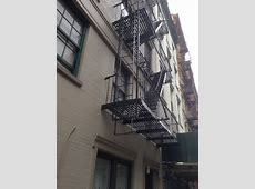 LockedOut Tenant Injured on Fire Escape Ladder Loses Case
