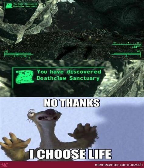 Fallout 3 Memes - fallout 3 by uezsch meme center
