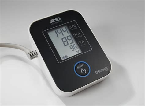 A&D Medical Deluxe Connected UA-651BLE blood pressure