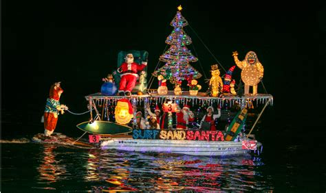 san diego boat parade of lights san diego holiday events mission bay christmas boat