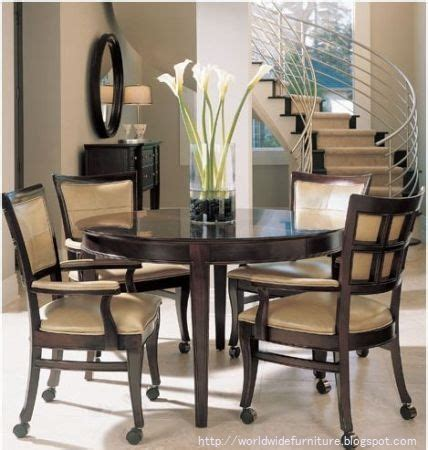 Country Style Dining Room Table Sets by All About Home Decoration Amp Furniture Round Dining Room