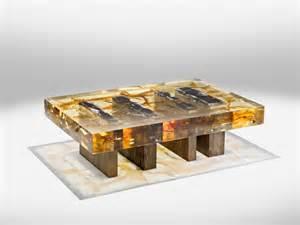 furniture in resin by nucleo daniella on design
