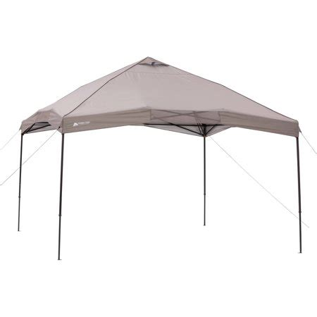 ozark trail     sq ft instant setup canopy walmartcom