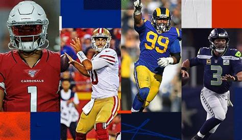 division preview nfc west cardinals rams ers und