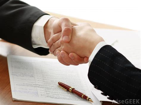 What Makes An Agreement A Legal Contract? (with Pictures