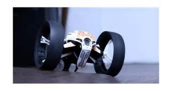 parrot jumping race test du mini drone en images