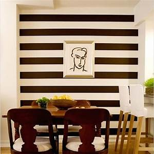 stripes wall decals stripes for walls trendy wall designs With striped wall decals for home