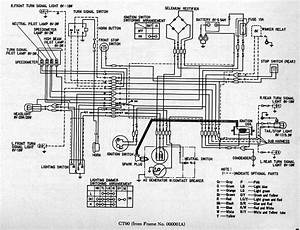 Trail Ct90 Wiring Diagram