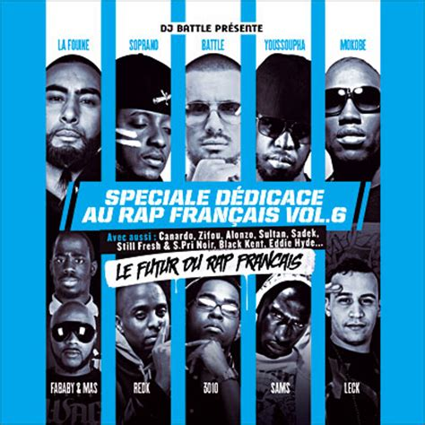 Dj Battle  Speciale Dedicace Au Rap Francais Vol 6 Cdrip