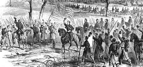 civil war timeline gettysburg national military park