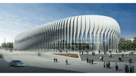 Cairo Expo City  Zaha Hadid Architects Apsaidal