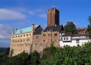 The Martin Luther at Wartburg Castle