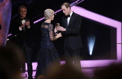 Nie uwierzycie, co książę William powiedział Helen Mirren ...