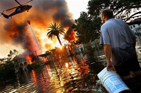 harrowing    hurricane katrina aftermath