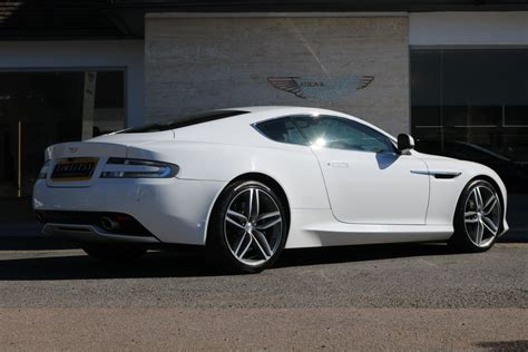 aston martin db  dr touchtronic  automatic coupe