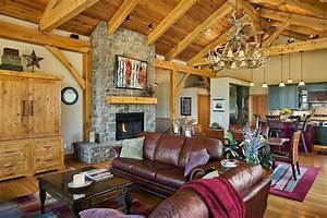 16 Timber Frame Homes That Will Make You Want To Sit Down