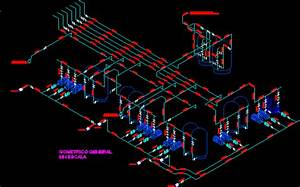 Machine Room DWG Block for AutoCAD • Designs CAD