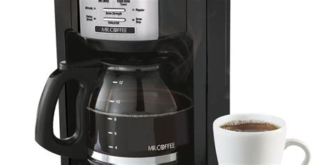 Wake up, smell and taste the coffee with this mr. Mr. Coffee 12-Cup Programmable Coffeemaker #BVMC-EHX23 Review