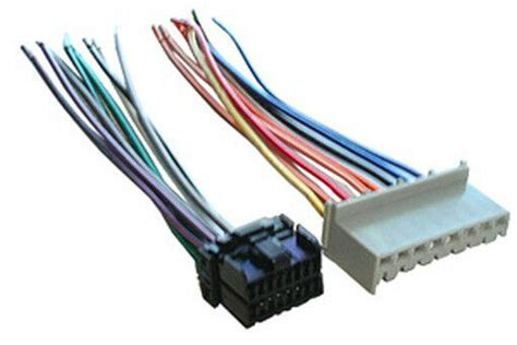 Ford Factory Stereo Radio Wiring Harness