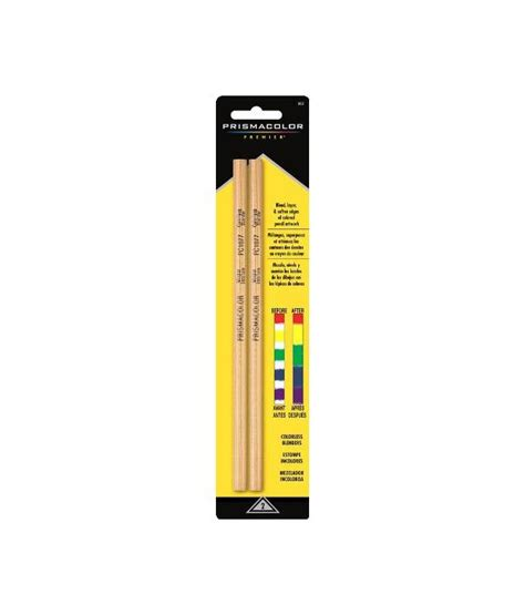 colored pencil blender prismacolor premier colorless blender pencil 2 pencils