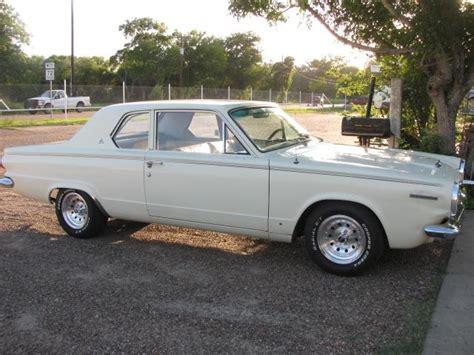 1964 Dodge Dart For Sale In Cuero Tx From Lucas Mopars