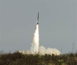 First Rocket into Space - Pics about space