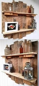 Regal Bauanleitung Holz : wandregal selber bauen ideen ~ Michelbontemps.com Haus und Dekorationen