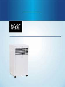 User Manual Easy Home 8000 Btu Portable Air Conditioner