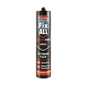 soudal fix all soudal fix all turbo best prices direct sealants