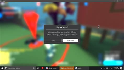 """Website error messages and game client error messages. CRITICAL - Players getting kicked: """"Same account launched ..."""
