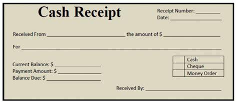 basic business receipt design  cash receipt vatansun