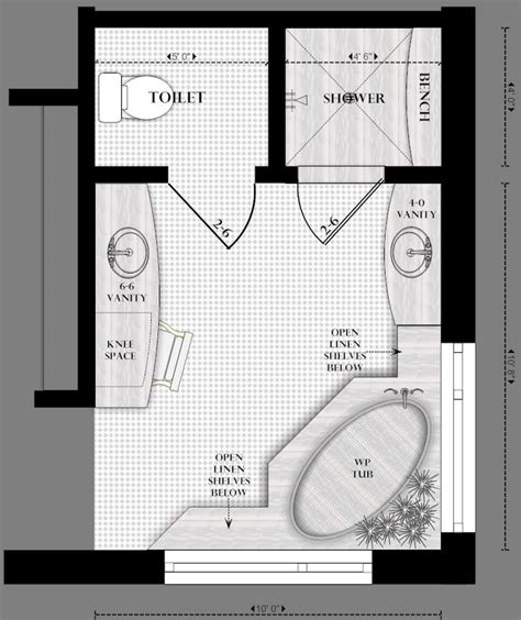 Master Bedroom With Bathroom Floor Plans by Best 25 Master Bathroom Plans Ideas On Master