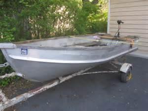Photos of Vintage Starcraft Aluminum Boats