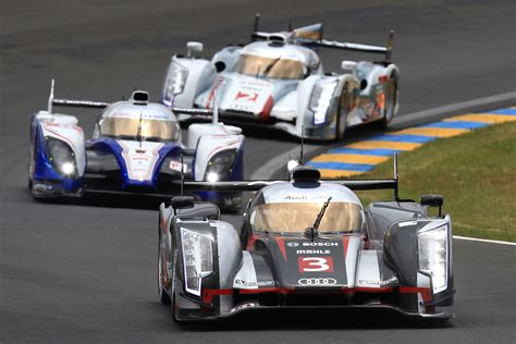 hybrids dominate    hours  le mans wired