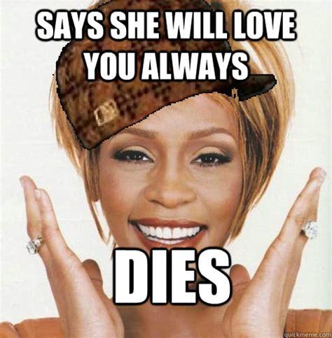 Whitney Houston Memes - whitney houston meme