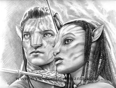 Avatar Fanart By Aryundomiel On Deviantart