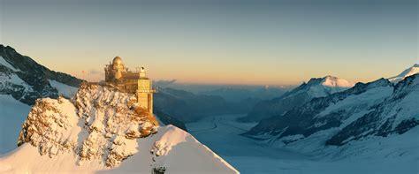 Jungfraujoch  Top Of Europe  Jungfrauch