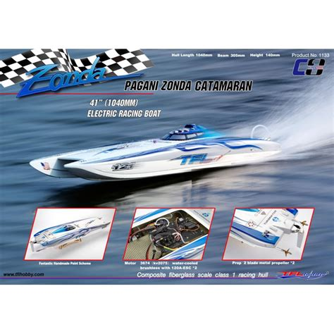 Zonda Rc Boat For Sale Uk by Pagani Zonda Electric Rc Boat With Artr Price
