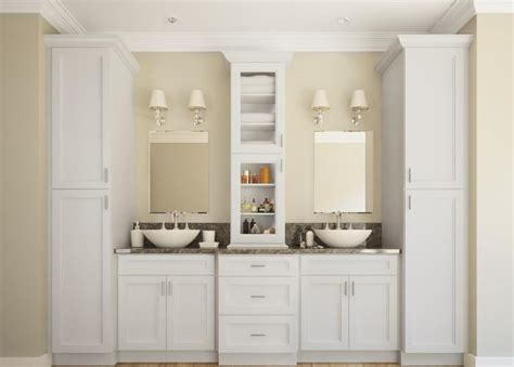 Bathroom Cabinets Near Me by Pre Assembled Bathroom Vanities Cabinets The Rta Store