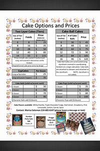 Bow A Palooza About Us Cake Pricing Guide Cake