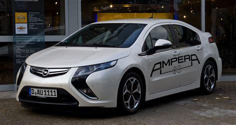 Opel Volt by Opel Era Chevrolet Volt Czy Stare Paliwo Im Szkodzi