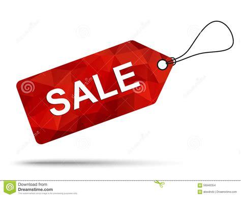 sale tags design stock photo image