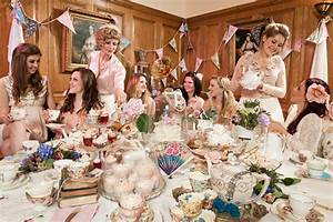 A Quintessentially British (slightly) Royal Tea Party ...