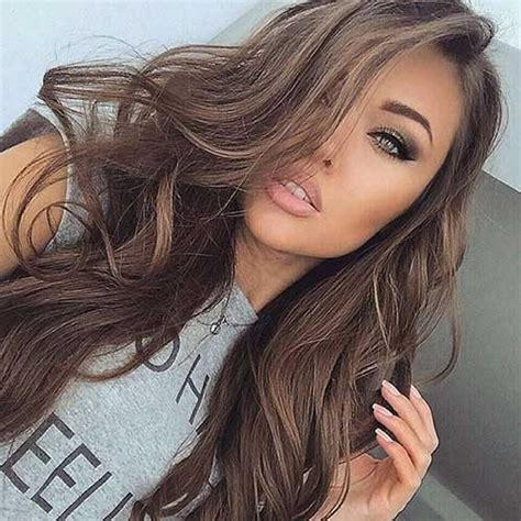 Light Brown Color Hairstyles by Most Popular Hair Colors For Hair Hairstyles