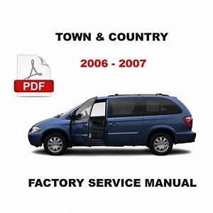 2006 2007 Chrysler Town And Country Petrol Diesel Engine