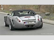 Wiesmann GT MF5 Roadster Twin Turbocharged V8 Sounds