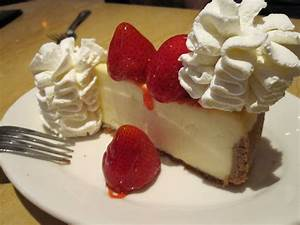 The Asian Vegetarian in Oz: Cheesecake Factory - Fresh ...