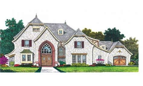 european style home plans country house plans european style house plan
