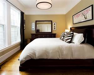 Bedroom Decorating Ideas With Dark Wood Furniture - HOME ...