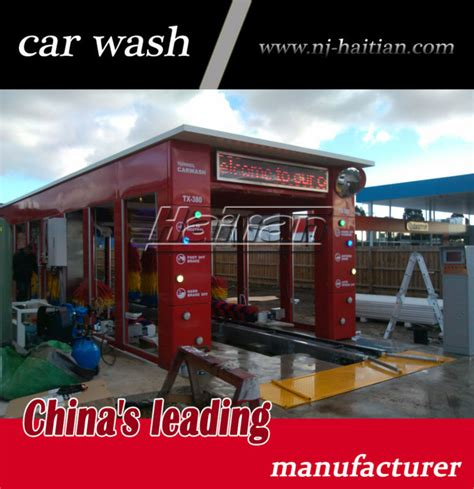 Tunnel Type Car Wash For Sale,automatic Car Wash Machine
